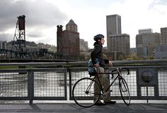 America's Top 10 Bike-Friendly Cities - pinning for vacation options or possible forever home options