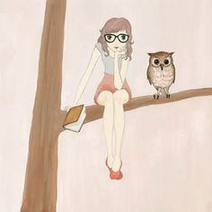 Owls and Girls