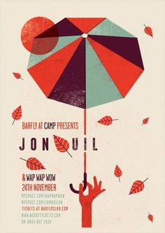 complementary color palette. flat graphic poster. JONQUIL : Telegramme Studio