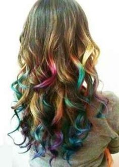 Hot Huez is a new product for your hair. It is pretty cool. I have been noticing more and more that people, especial woman have been adding pop...
