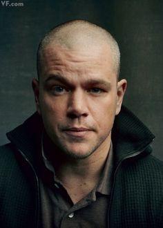 Matt Damon Photographs by Annie Leibovitz