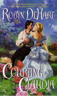 My first book, Courting Claudia