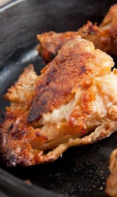 Sweet Tea Oven-Fried Chicken