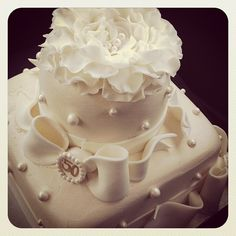 50th wedding anniversary by Royalty_Cakes, via Flickr