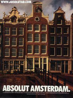 Absolut Vodka: Absolut Amsterdam
