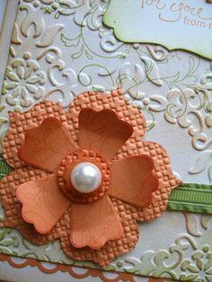 bigz fun flowers card