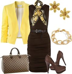 LOLO Moda: Formal ladies outfits - trends 2013