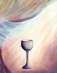 prophetic art goblet and wing