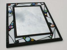 Pretty design for photo frame or mirror