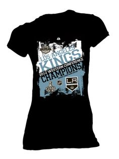 Los Angeles Kings 2012 Western Conference Champions
