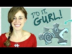 ▶ Jigsaw Puzzle BFF Necklace - Do It, Gurl - YouTube