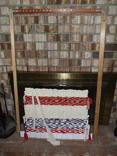 Make a Floor Loom