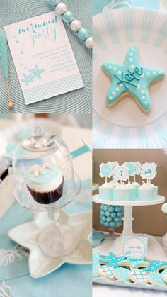 Host a Mermaid Party