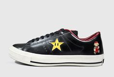 "Converse Sneakers ""Super Mario Bros"""