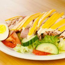 Weight Watchers Chef's Salad