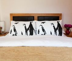 Penguin Pillow Cases