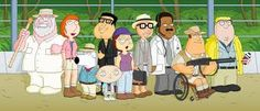 Love the nerdiness that sometimes is Family Guy