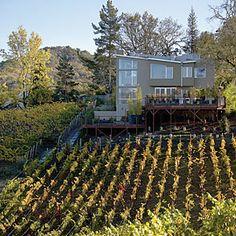 Vineyard retreat