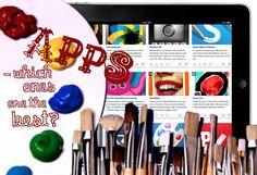 Best Art Ed iPad Apps