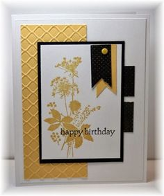 Scrappin' and Stampin' in GJ: cards