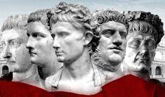 Roman Empire video links & lesson plans (grades 6-12)