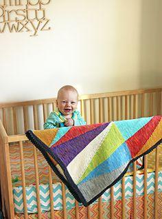 Keyfit Baby Blanket by Tanis Lavallee