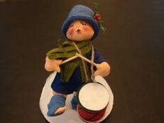 Annalee Doll; little drummer boy