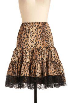 Cheetah Petticoat from ModCloth