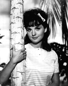 mary ann from gilligan's island has bangs.