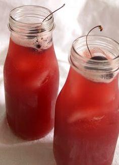 Cherry Berry Plum Water