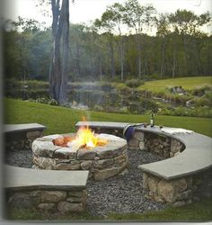 a how to make a firepit 2