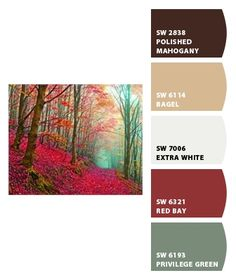 Love this red! Paint colors from Chip It! by Sherwin-Williams