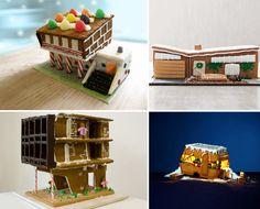 inspiration, gingerbreadhous, hous inspir, fun stuff, holiday fun