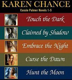 Cassie Palmer Series by Karen Chance