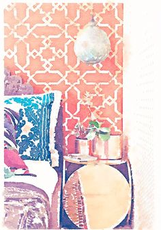 Have you tried the Waterlogue App?