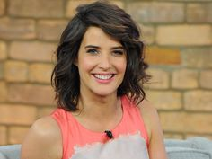 Perfect hair - Cobie Smulders