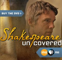 Shakespeare uncovered beginning with Ethan Hawke in MacBeth starts Jan.25th