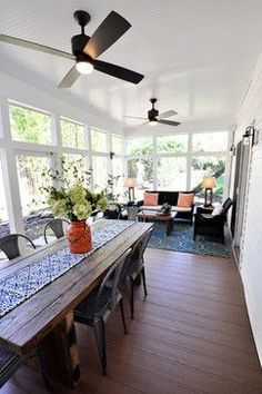 Screened Porch Get A