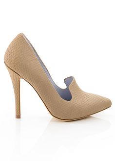 Courtesan Heels - cute for the office