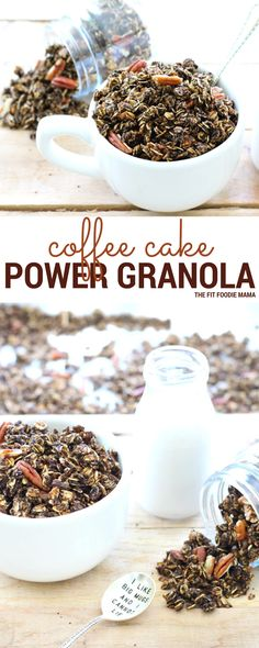 Coffee Cake Power Gr