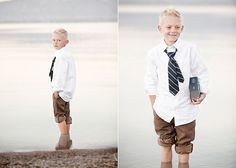 I love these of a child's baptismal photos! Will need this idea for Sam's baptism in Oregon.