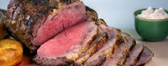 Eat like a king with Curtis' amazing prime rib!