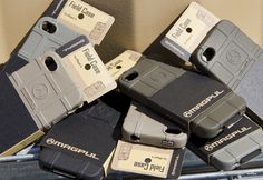 Magpul iPhone cases - to make your phone match your mags of course!