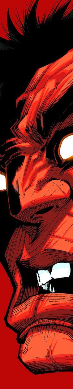 Red Hulk by Gerardo Sandoval
