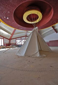Teepee by jgurbisz, via Flickr