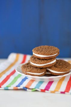 Oatmeal Cream Pies | Annie's Eats by annieseats, via Flickr