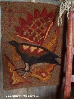 great primitive rug