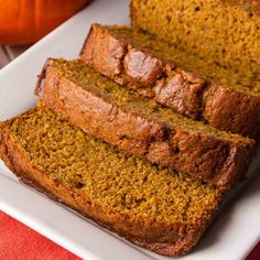 Pumpkin Bread - Once Upon a Chef - This recipe turned out good and was delicious!