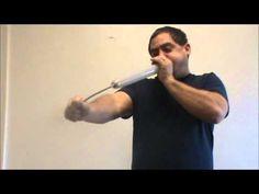 Balloon twisting 101 Series Simple Balloon Sword for beginners | Amazing Balloon Guy