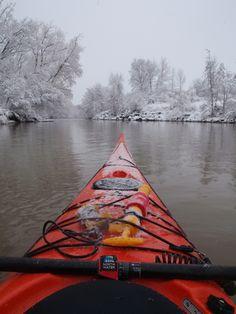 Kayaking My Hobby